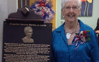 Veteran Spotlight: General Martha Jo Leslie