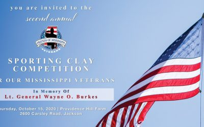 Friends of MS Veterans Sporting Clay Competition