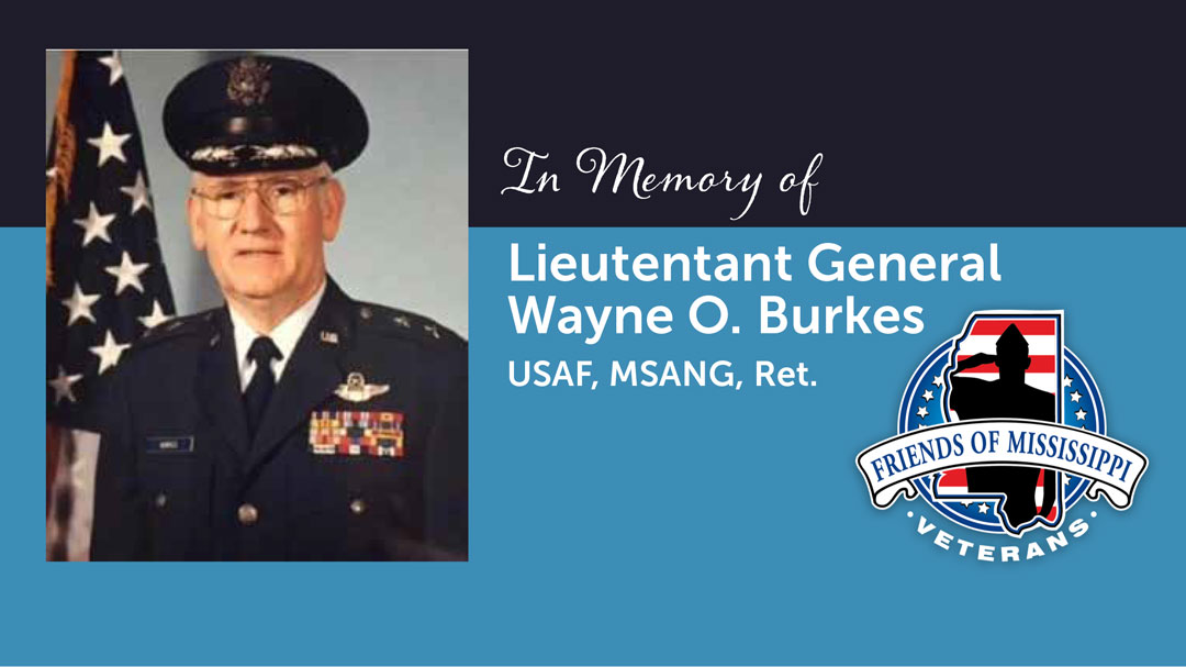 In Memoriam: Lt. Gen. Wayne O. Burks